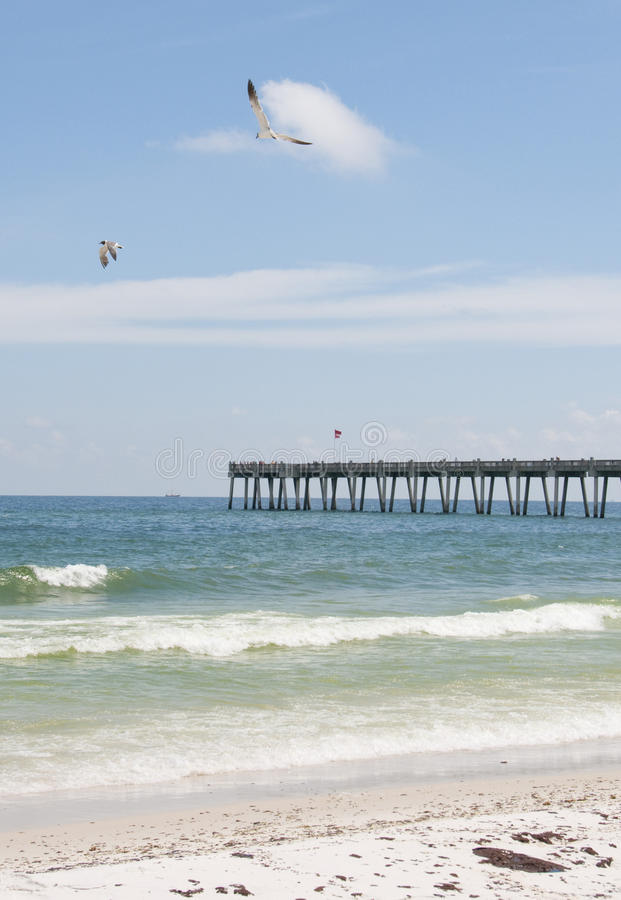 Download Oil Washes Ashore In Pensacola Beach Editorial Photo - Image: 14860196
