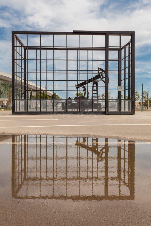 Free Oil Well In Baku, Azerbaijan Stock Images - 160672564