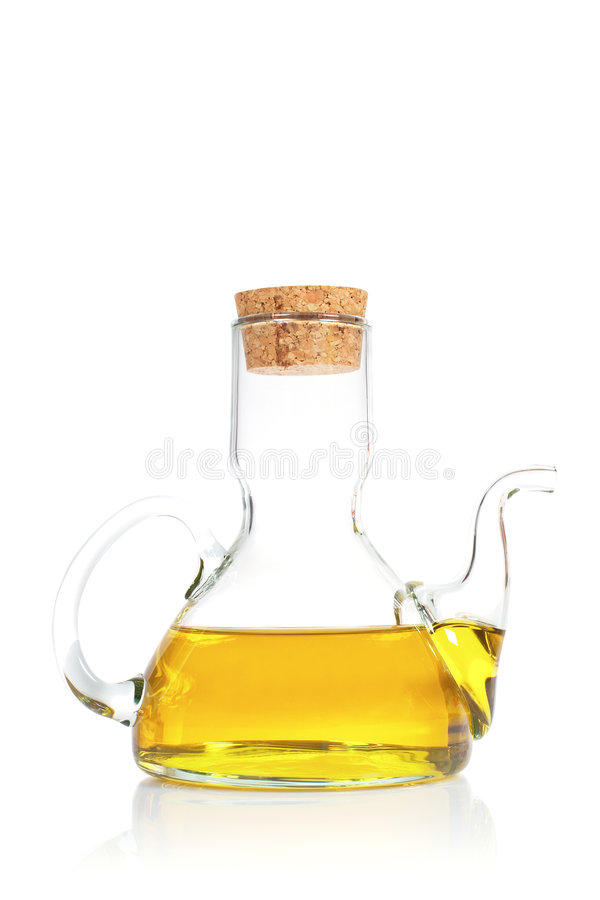 Oilcan stock image