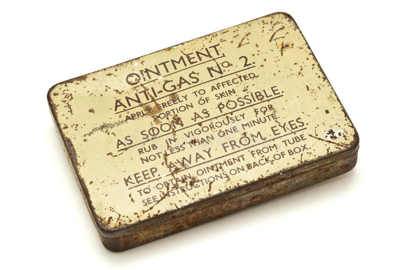 Ointment royalty free stock photos