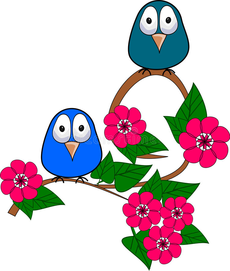 Download Oiseaux illustration stock. Illustration du couleurs - 87701049