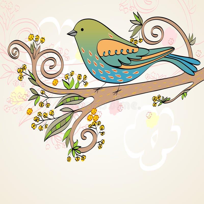 Oiseaux de vecteur illustration de vecteur