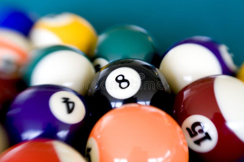Oito esfera 2 foto de stock