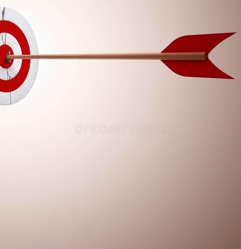 Ojo de toros ilustración del vector