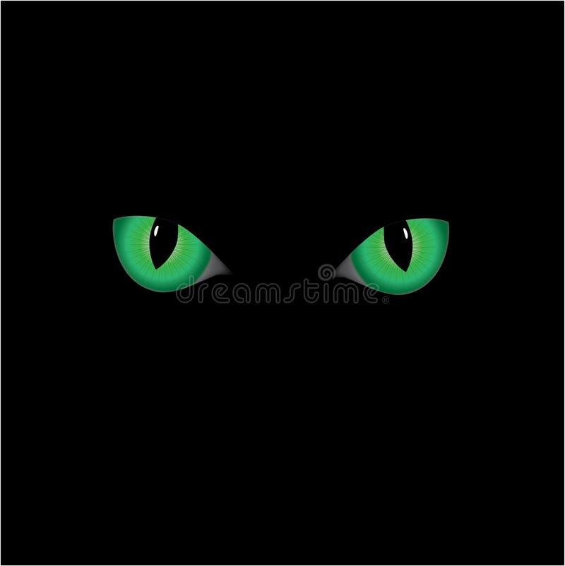 Ojos de Cat s libre illustration