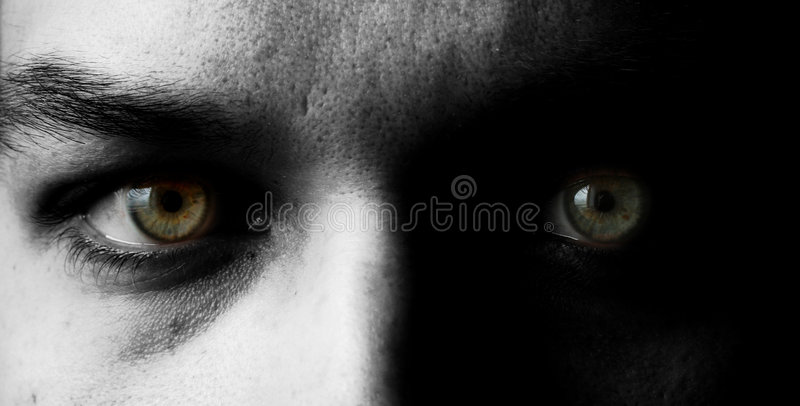 Ojos de la humanidad fotos de archivo libres de regalías