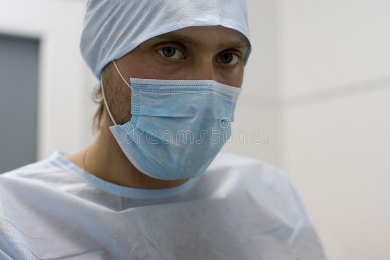 Ojos del doctor fotos de archivo libres de regalías