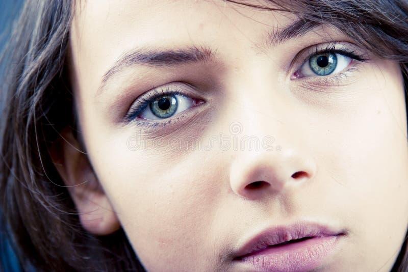 Ojos hermosos imagenes de archivo
