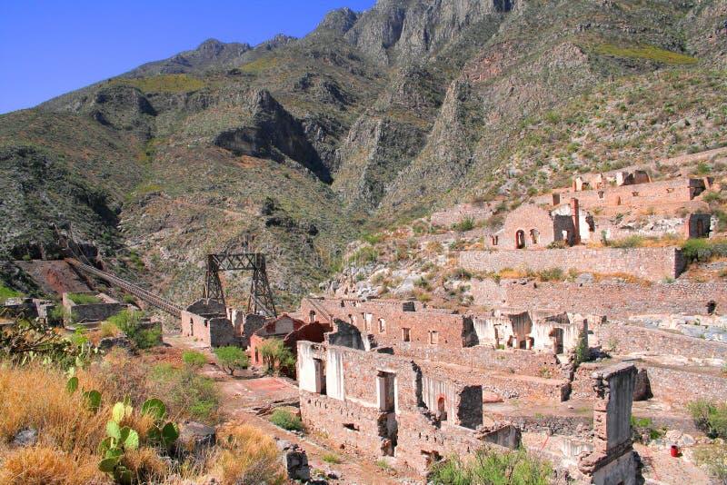 ojuela шахты la стоковые фото