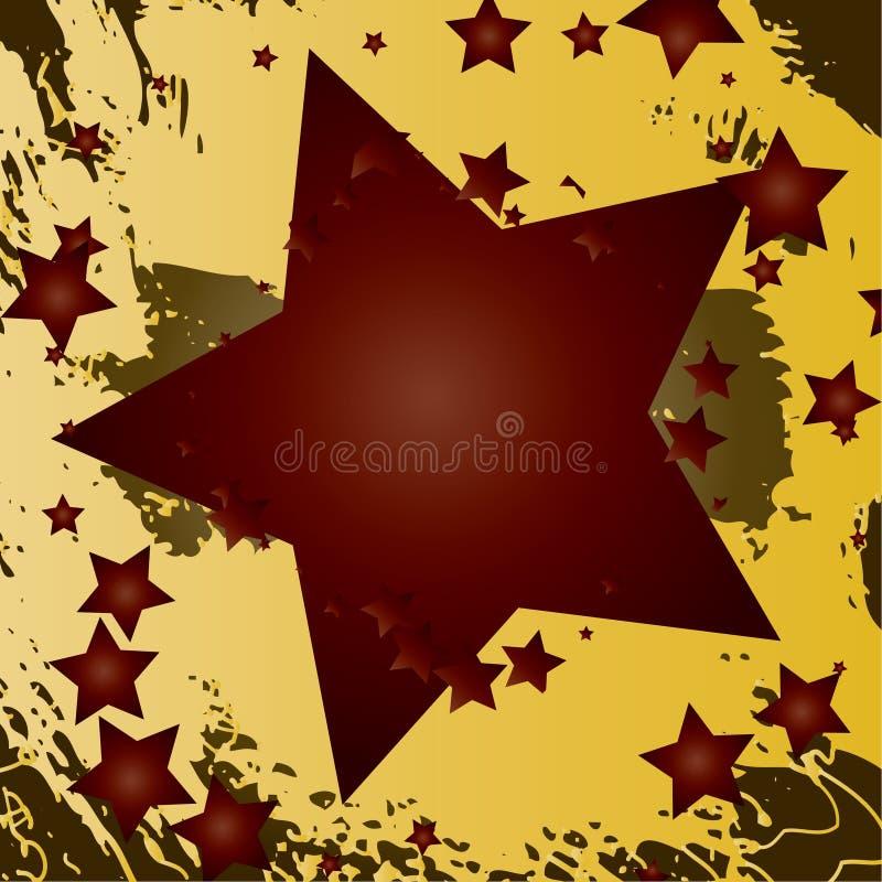 Okładkowy Grunge tło obraz royalty free