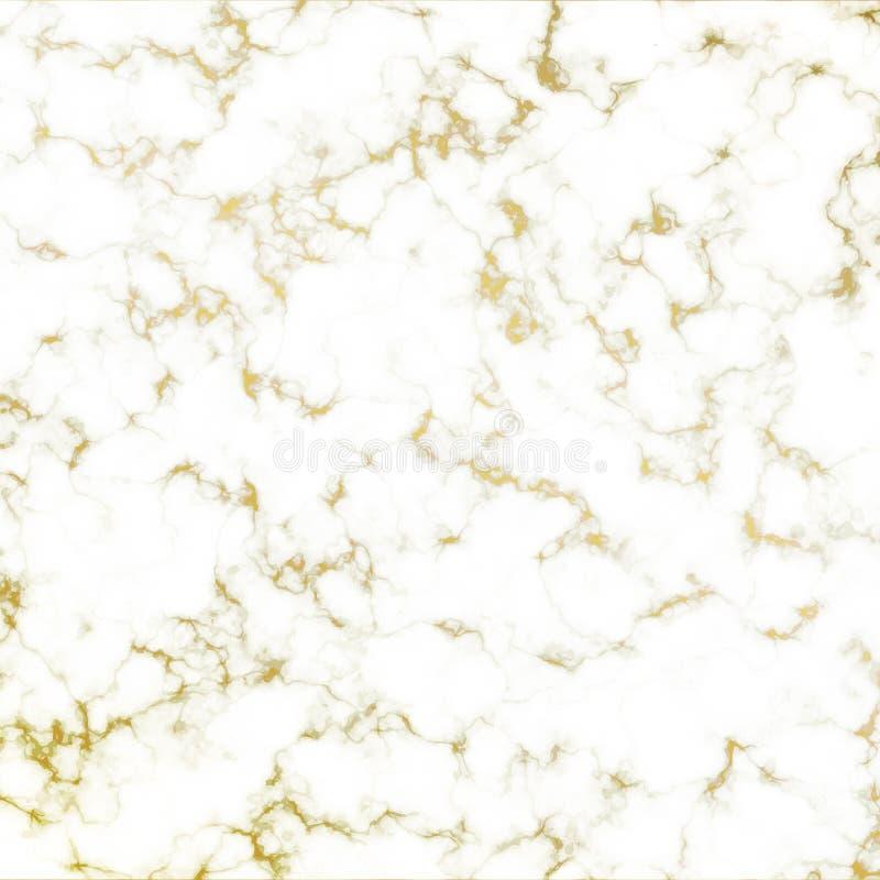 Okładkowy złoty marmuru lub kamienia tekstury tło Śniedź skutek Szablony dla sztandaru, karta, ulotka, zaproszenie, przyjęcie, ur ilustracja wektor