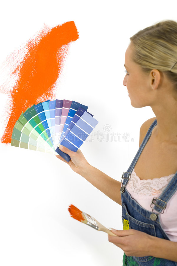 Download That is ok stock image. Image of sample, paintbrush, apply - 2502213