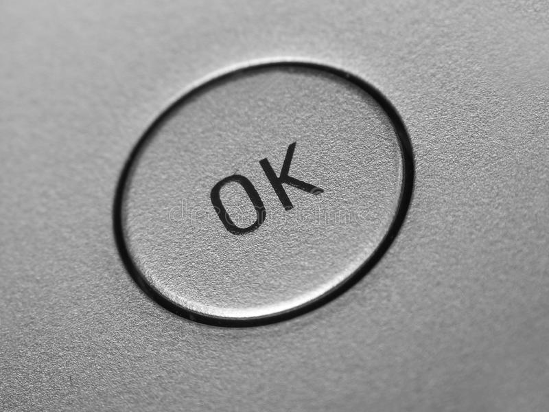 Download OK button stock image. Image of alright, textured, silvery - 11709693