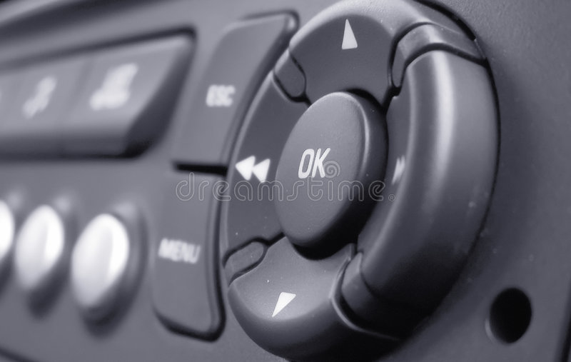 Download Ok button stock photo. Image of frequency, radio, power - 6298136