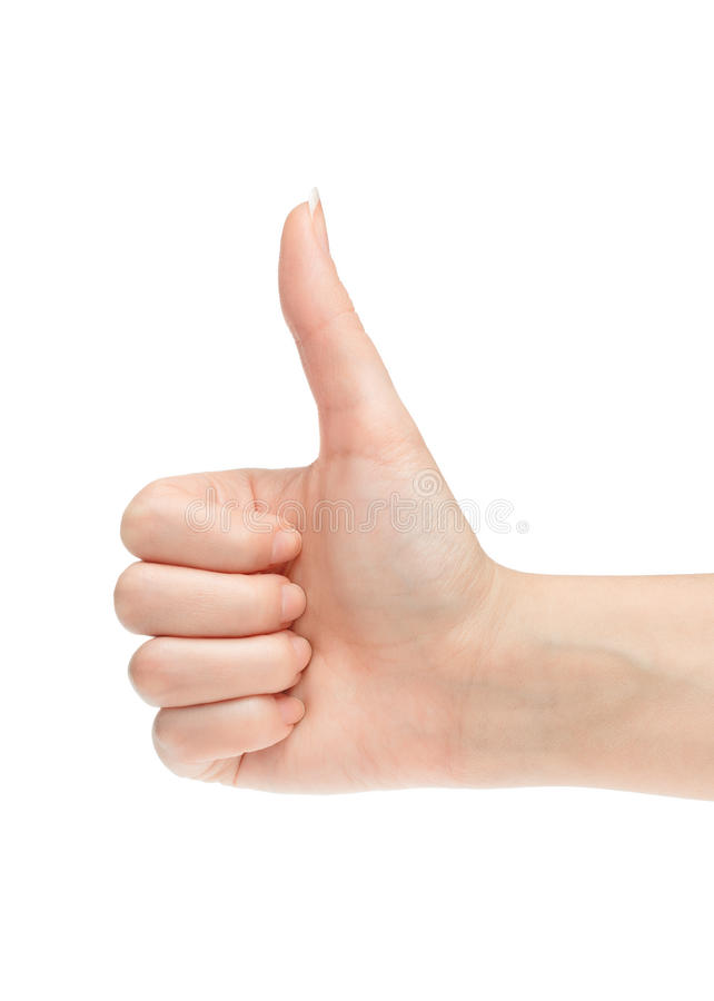 Download Ok. Gesture of the hand stock image. Image of felicitously - 21956703