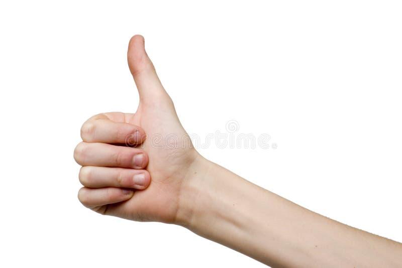 OK gestures stock photos