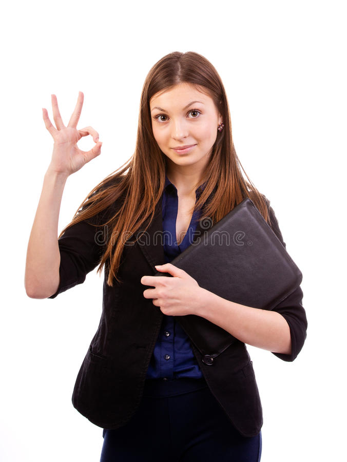 Download Ok sign stock photo. Image of okay, emotion, successful - 28167052
