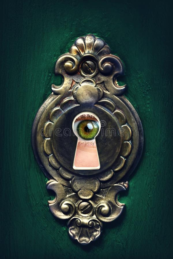 oka keyhole target3587_0_ obrazy royalty free
