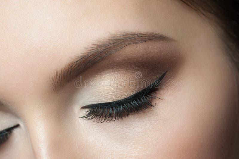 Oka Makeup fotografia royalty free