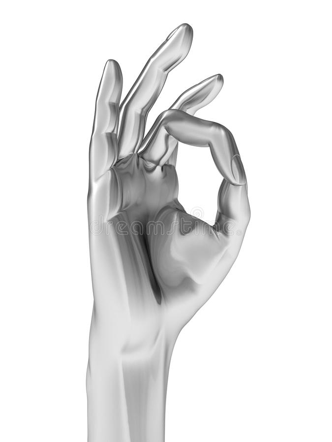 Download Okay Gesture Stock Photo - Image: 11711930