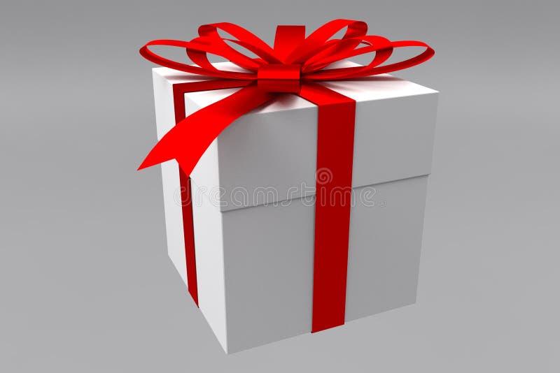 Okazyjny giftbox ilustracja wektor