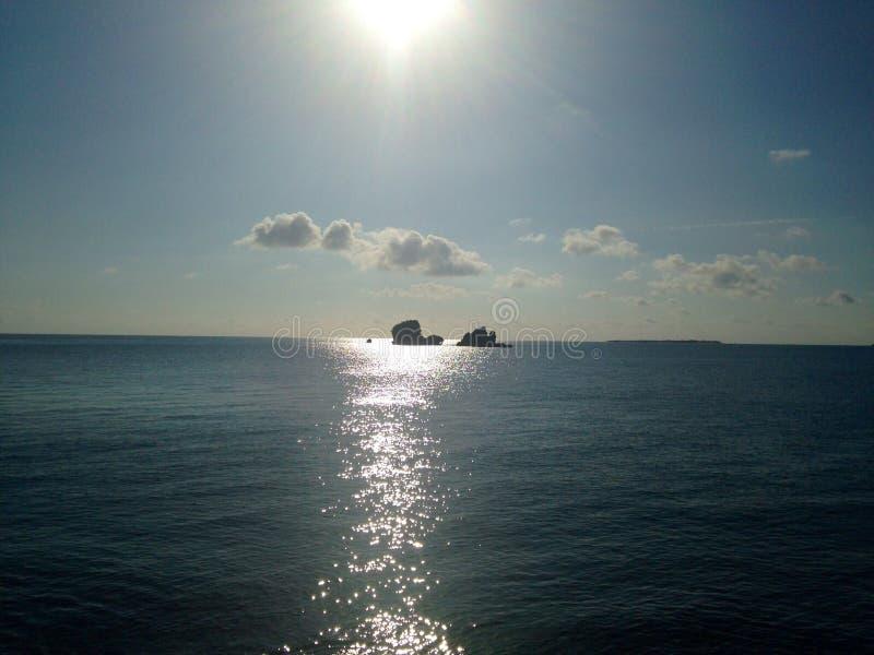 Okinawa Running imagens de stock
