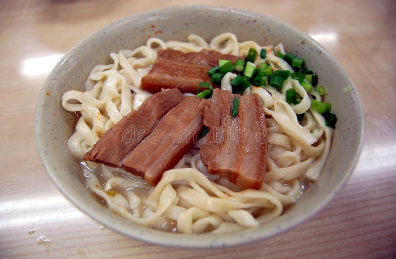 Okinawa Soba royalty free stock photo