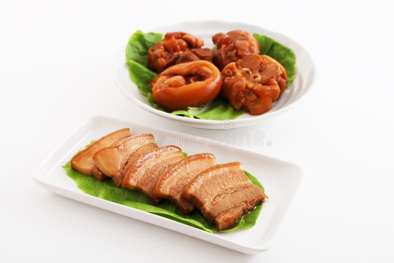 Okinawan кухня стоковая фотография