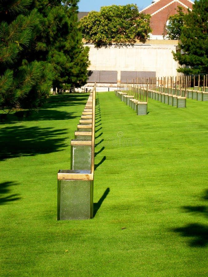 Download Oklahoma City Bombing Memorial Stock Image - Image: 27050705
