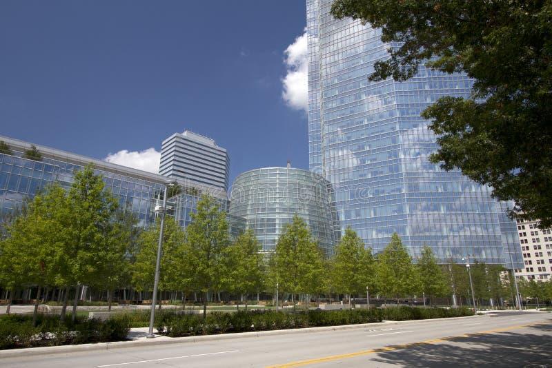 Oklahoma City hermoso los E.E.U.U. imágenes de archivo libres de regalías