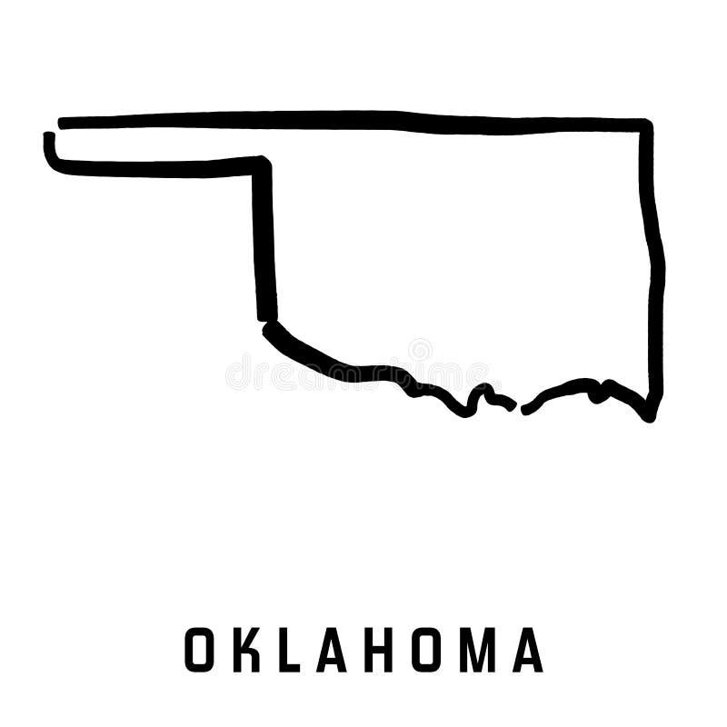 Oklahoma vector illustration