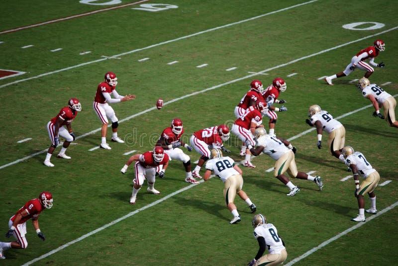 Download Oklahoma Sooner Football editorial image. Image of stadium - 12275900
