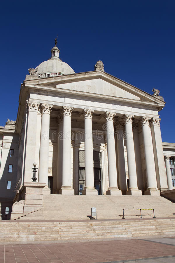 Download Oklahoma State Capitol Building Stock Photo - Image: 17060806
