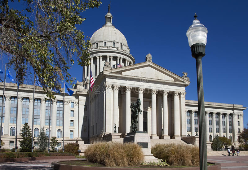 Download Oklahoma State Capitol Building Stock Photo - Image: 17060840