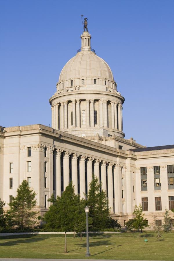 Oklahoma stolicy stanu fotografia royalty free