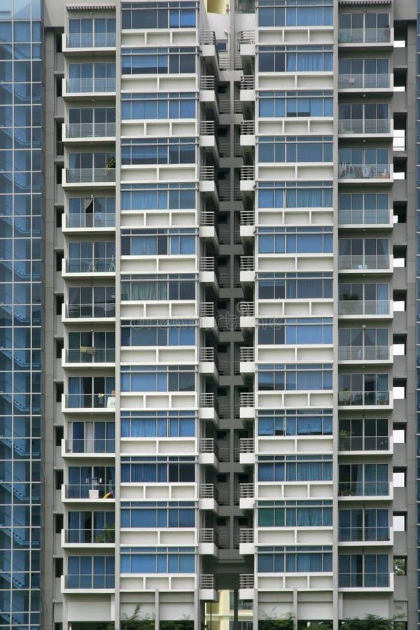 okno budynków obrazy stock