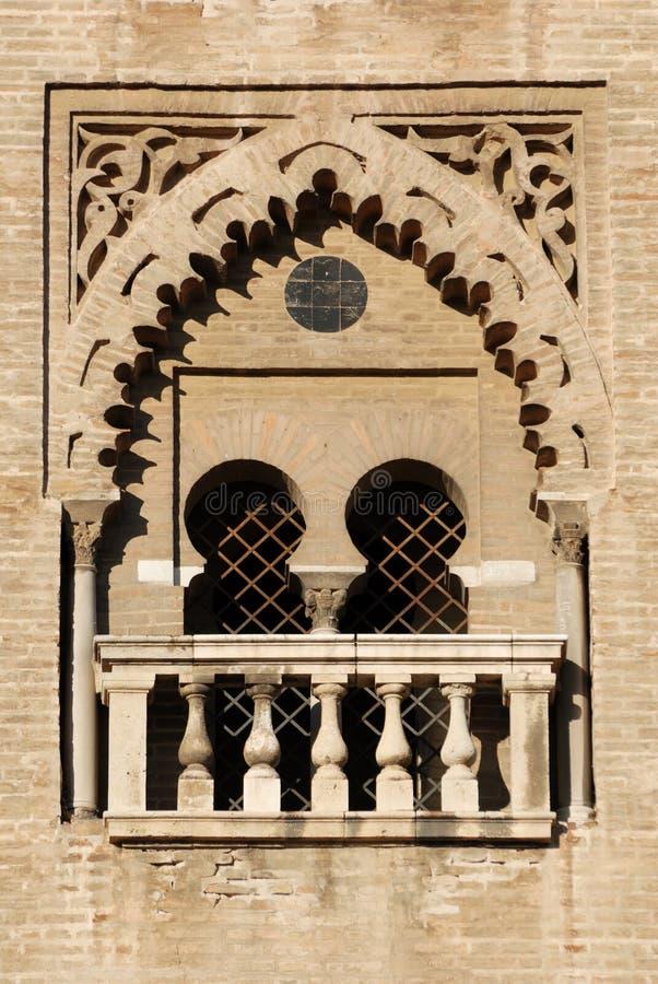 okno gothic zdjęcie royalty free