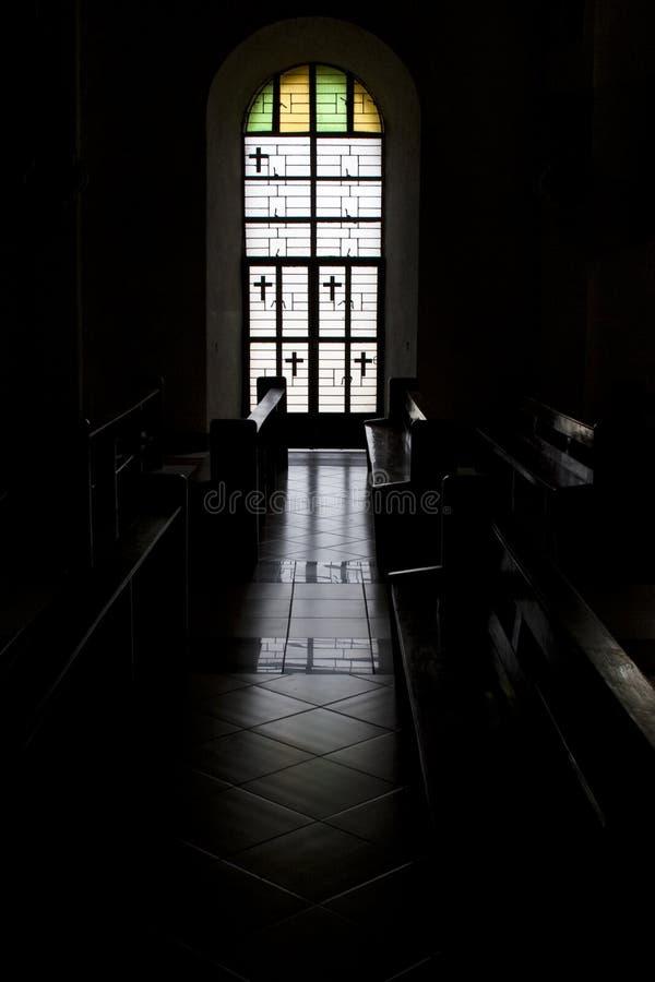 okno kościoła obrazy royalty free