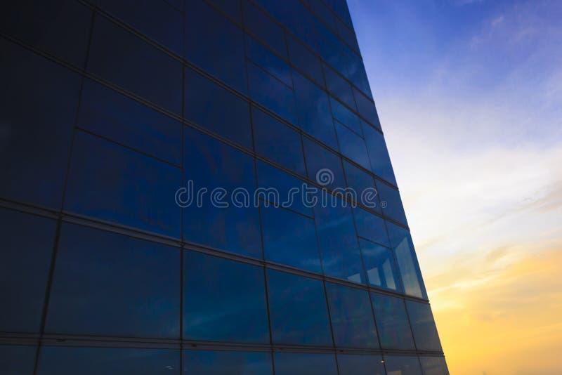 Okno przy główna atrakcja czas zdjęcie stock