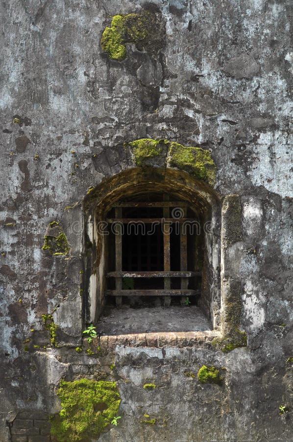 Okno starzy budynki obrazy royalty free