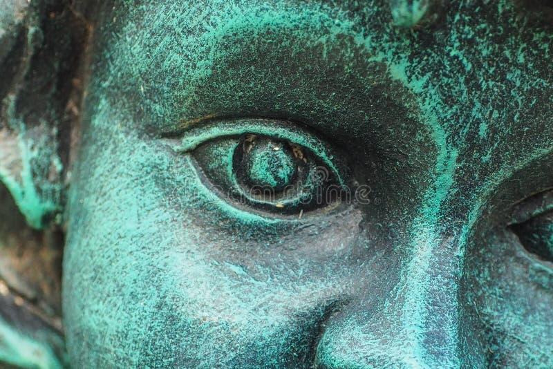 Oko amorek obrazy stock