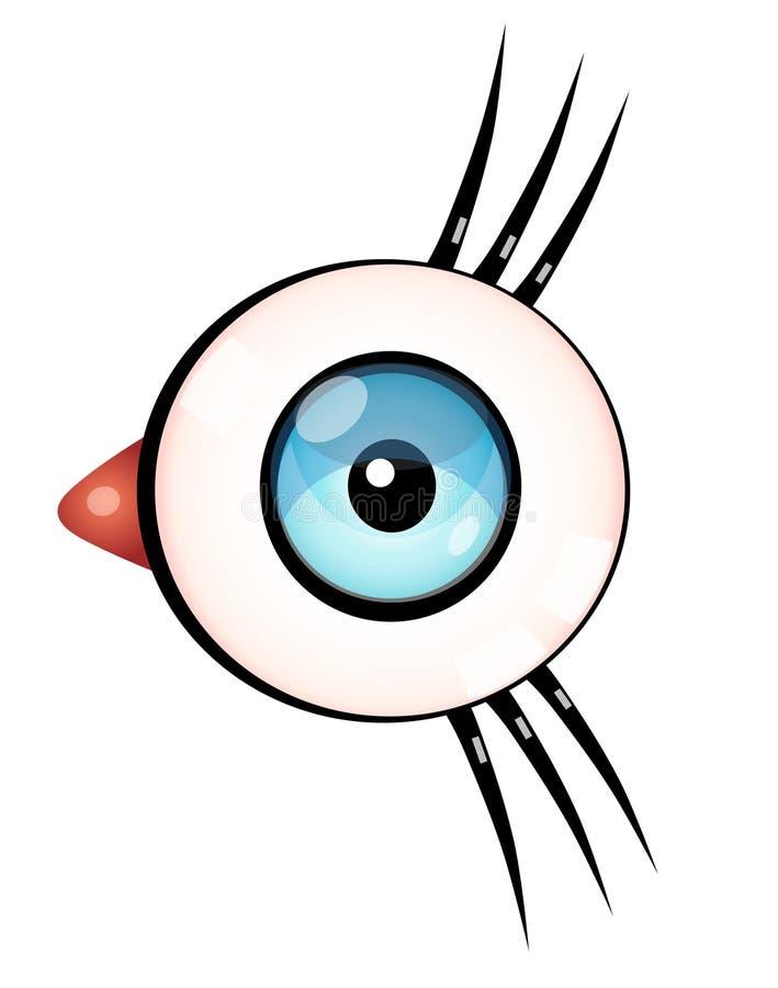 Oko symbol zdjęcia royalty free