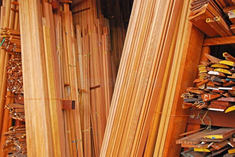 Okrążanie deski, architraw bagiety i drewniane ramy, obraz stock