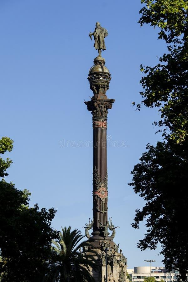 Okrężnicowa statua obrazy stock