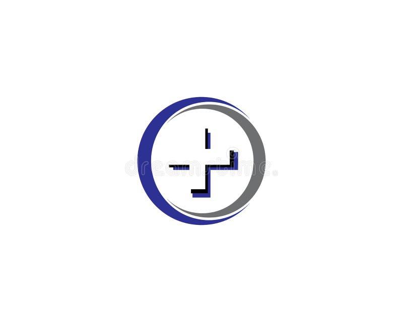 Okr?gu logo ilustracja wektor