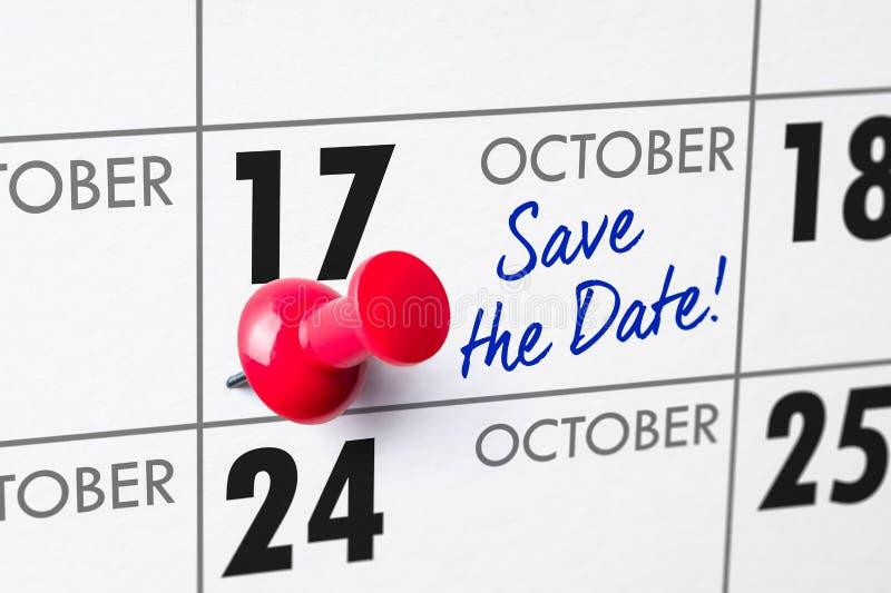 Oktober 17 fotografering för bildbyråer