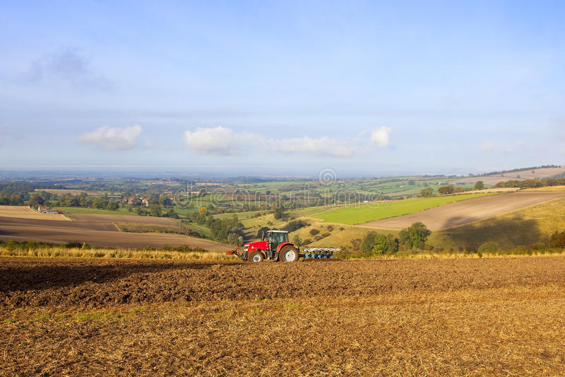 Oktober-Landwirtschaft stockbilder