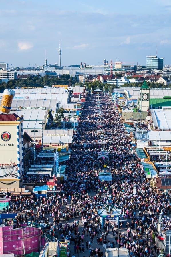 Oktoberfest stock foto