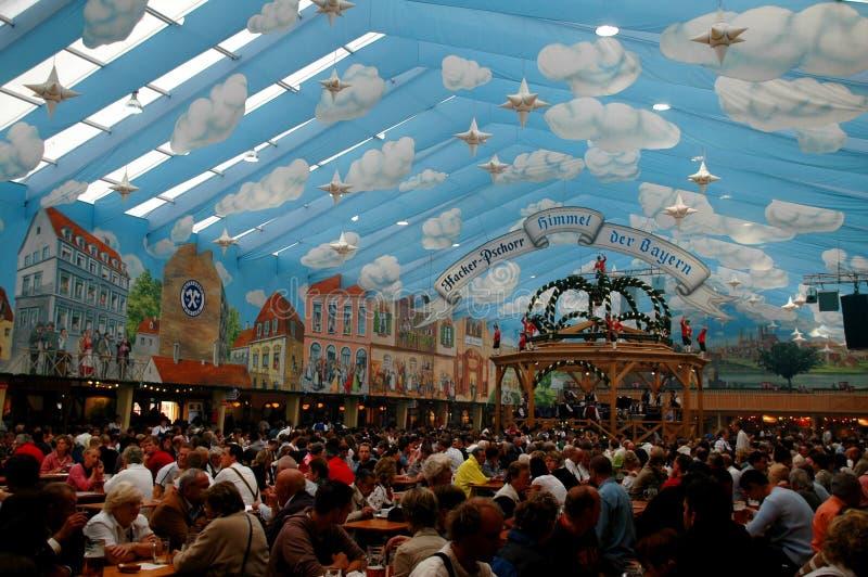 Oktoberfest royalty-vrije stock foto