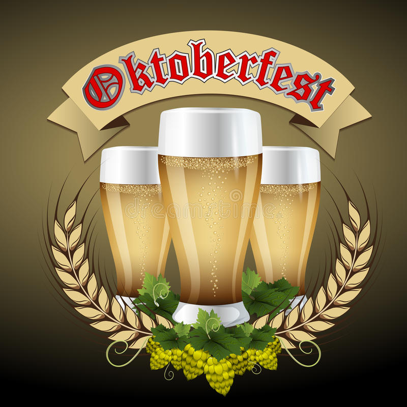 Oktoberfest royalty free stock photo